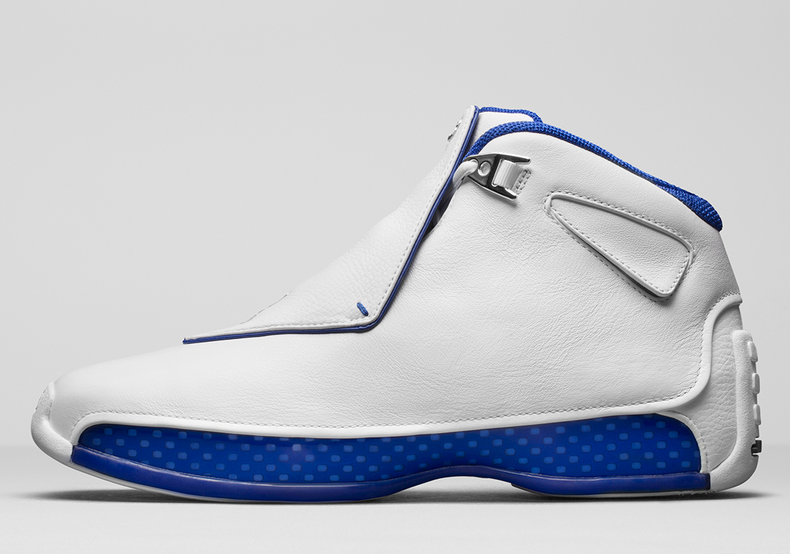 daee1d6c427275 Air Jordan 18 + Air Jordan 13