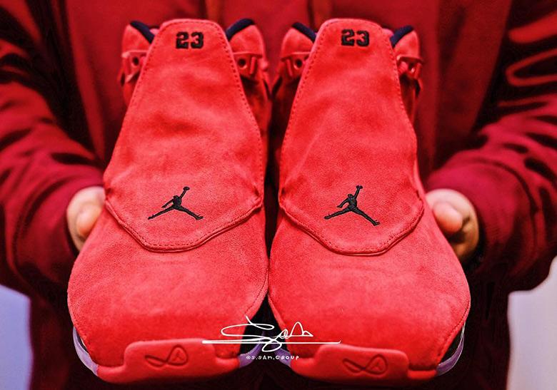 new product e2095 208ff Detailed Look Air Jordan 18