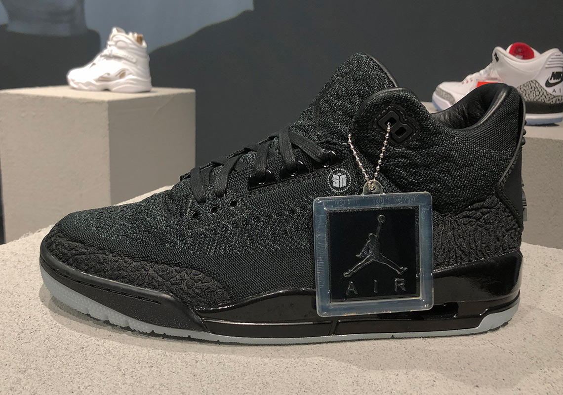 6610ae4cfb14cf First Look At The Air Jordan 3 Flyknit