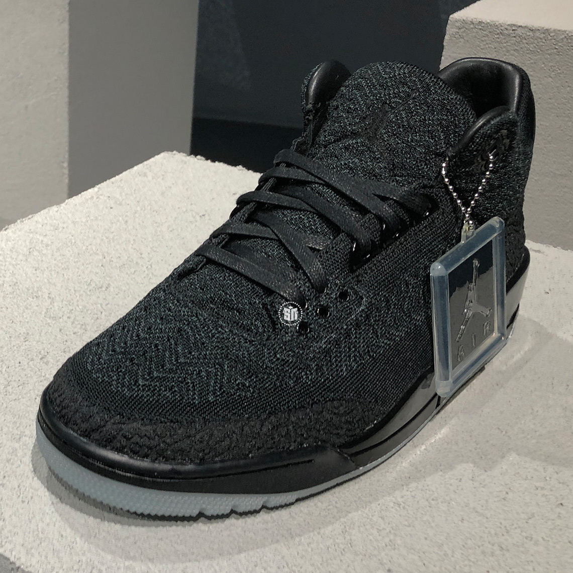 036a4c3084e949 Air Jordan 3 Flyknit - First Look