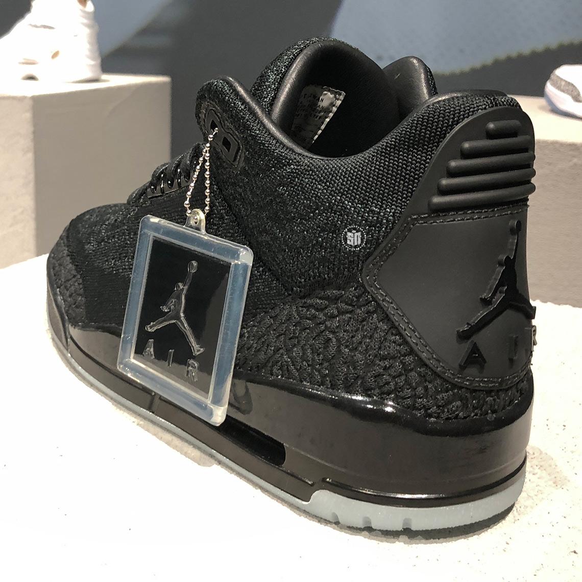 36bb0b45f047b Air Jordan 3 Flyknit - First Look
