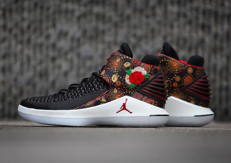 "7b6c79d8bea0d6 Detailed Look At The Air Jordan 32 ""Chinese New Year"""
