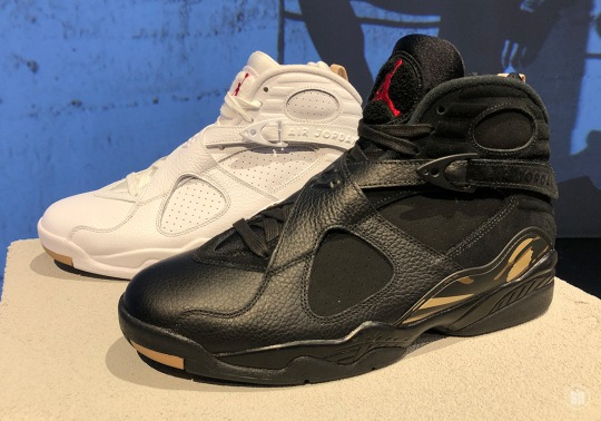 Jordan Brand And Drake To Release Two Air Jordan 8 Retros At All-Star Weekend