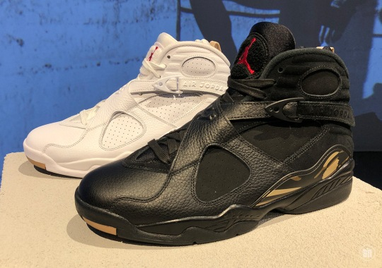 online store cee30 cb4dd Air Jordan 8 OVO - February 16th Release | SneakerNews.com