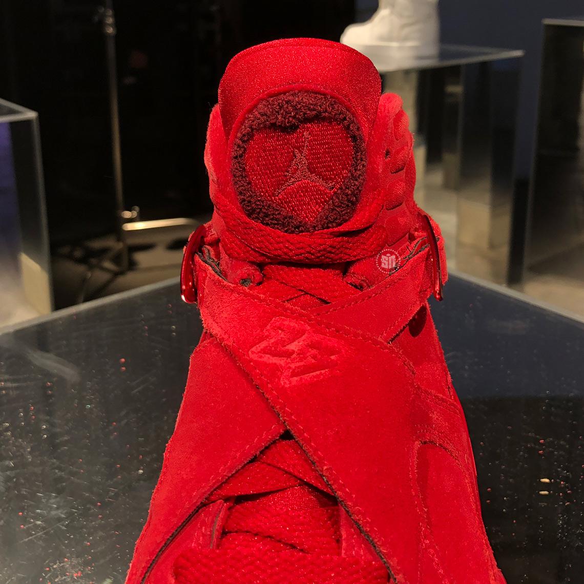 Comunicados Diarios De Air Jordan 8 Valentine Ryo7oPC
