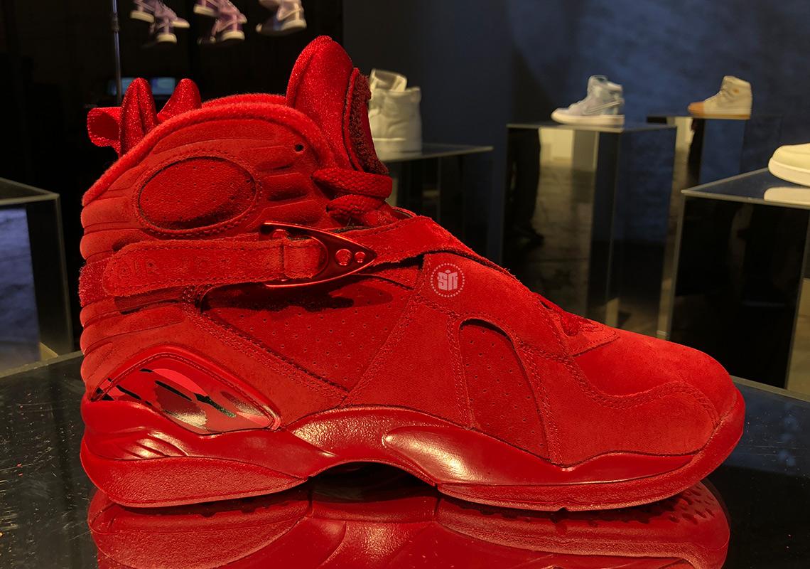 Fecha De Lanzamiento Día De Air Jordan 8 Valentín x41KDUF