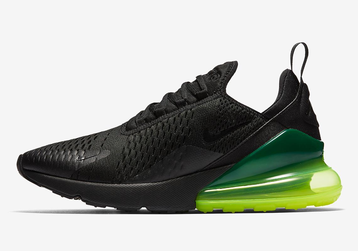 Nike Air Max 270 Neon Release Date | SneakerFiles