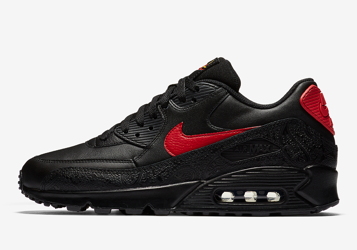 nike air max 90 chinese new year ao3152 001 coming soon. Black Bedroom Furniture Sets. Home Design Ideas
