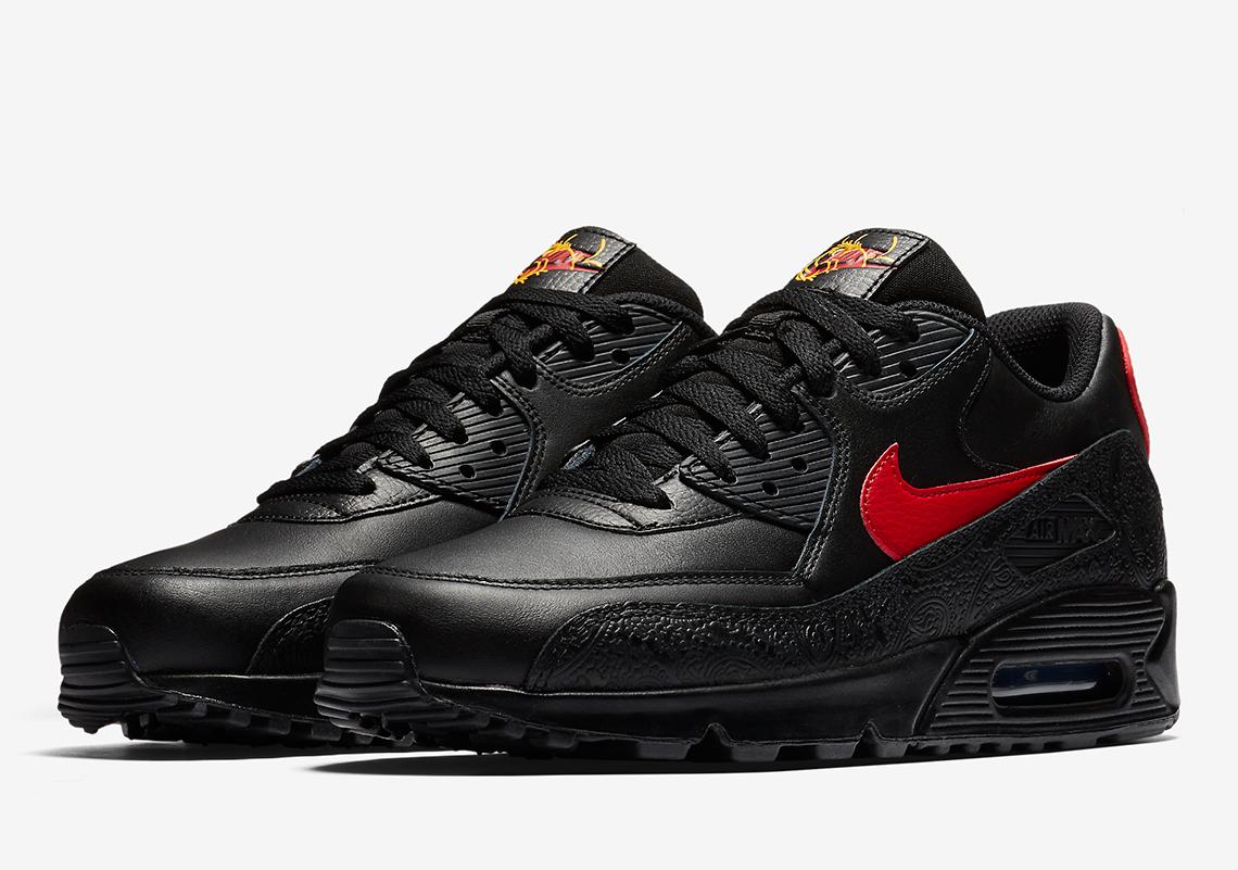 Nike Air Max 90 Chinese New Year AO3152 001 Coming Soon