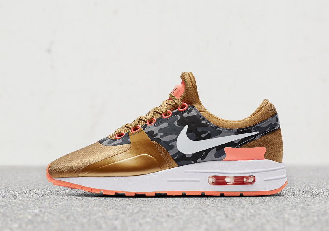 "Nike Unveils The Air Max Zero ""Imaginairs"" Collection"