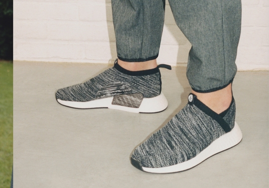 adidas Teams Up With United Arrows & Sons For An NMD Collaboration