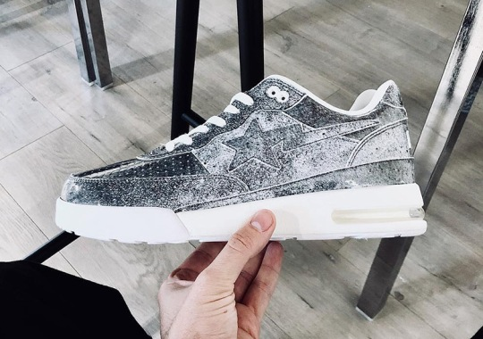 BAPE To Bring Back The Roadsta Silhouette With STAMPD Collaboration