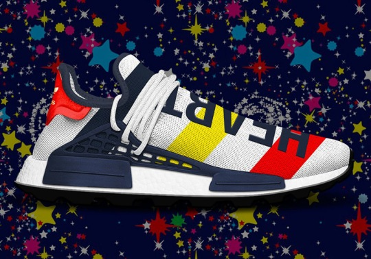 """BBC x adidas NMD Hu Trail """"Heart/Mind"""" Coming In October"""