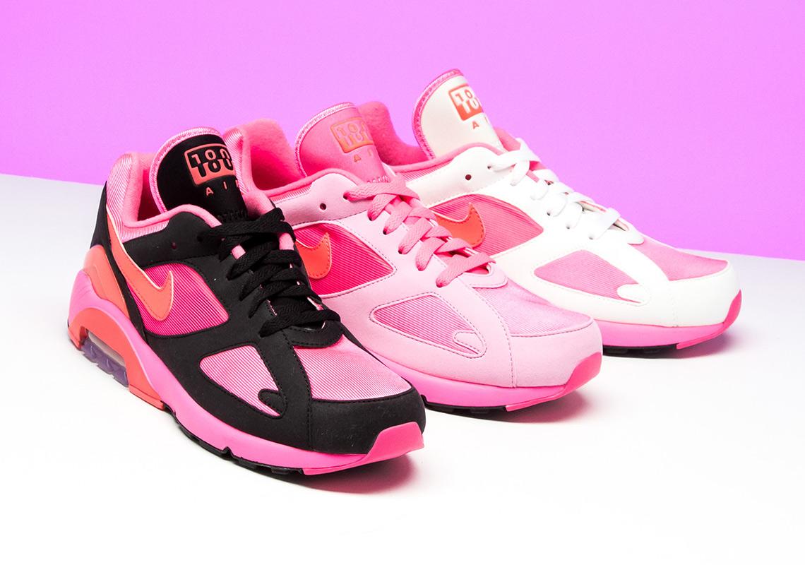 COMME des Garcons Nike Air 180 CDG