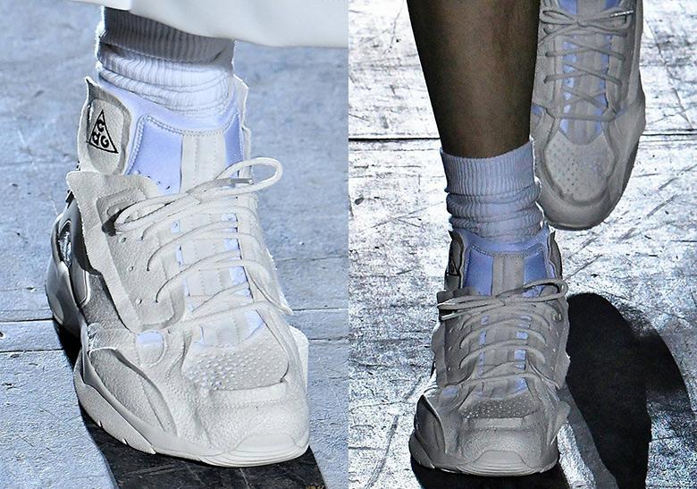 COMME des Garcons x Nike Air Mowabb