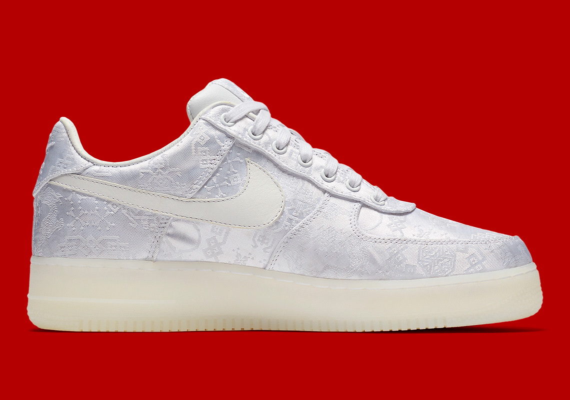 6ea8ff912862c6 CLOT x Nike Air Force 1 AO9286-100 Official Images