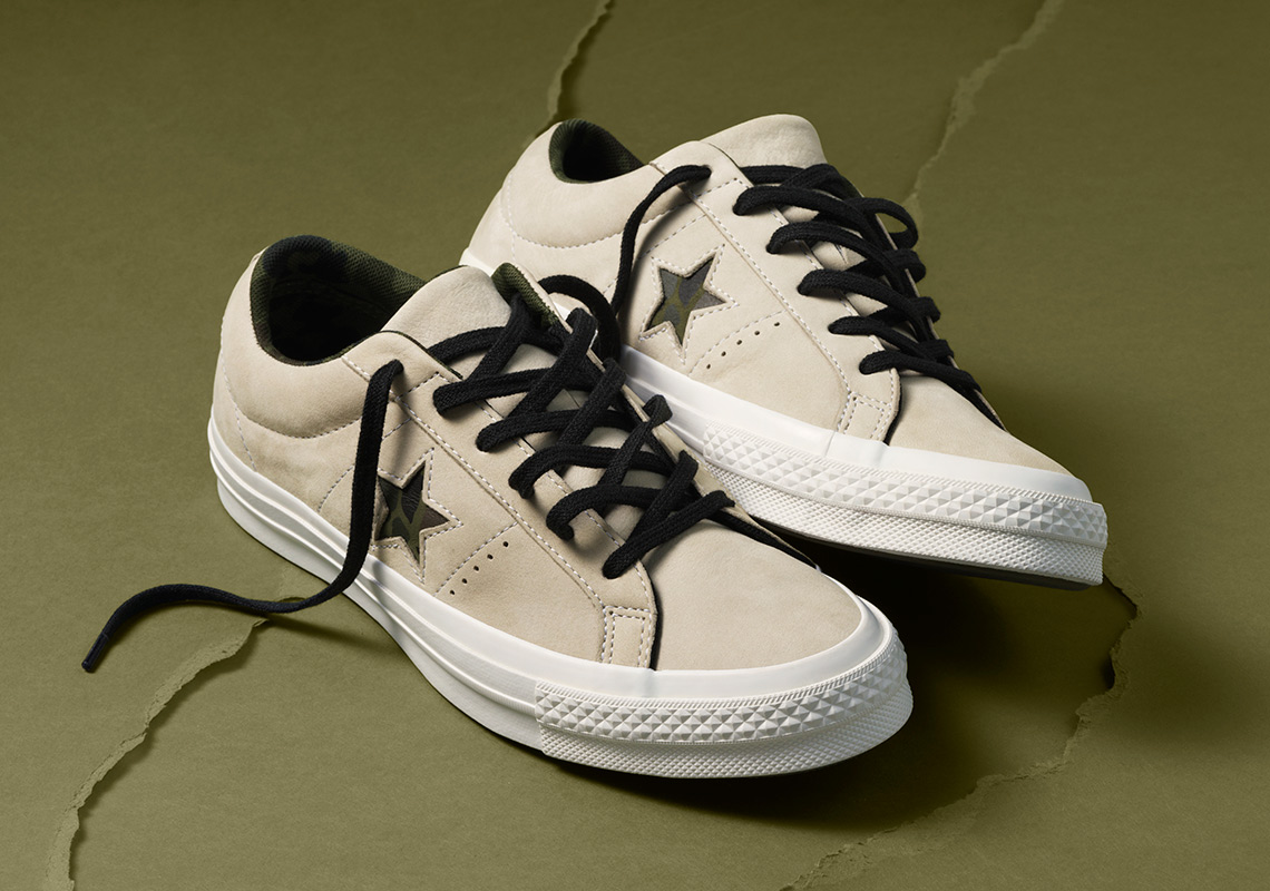 434423976b45ee The entire Converse One Star collection releases on February 1st in sizes  ranging from 3 to 16