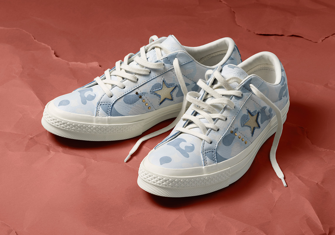 fa8608a6ed4 The entire Converse One Star collection releases on February 1st in sizes  ranging from 3 to 16