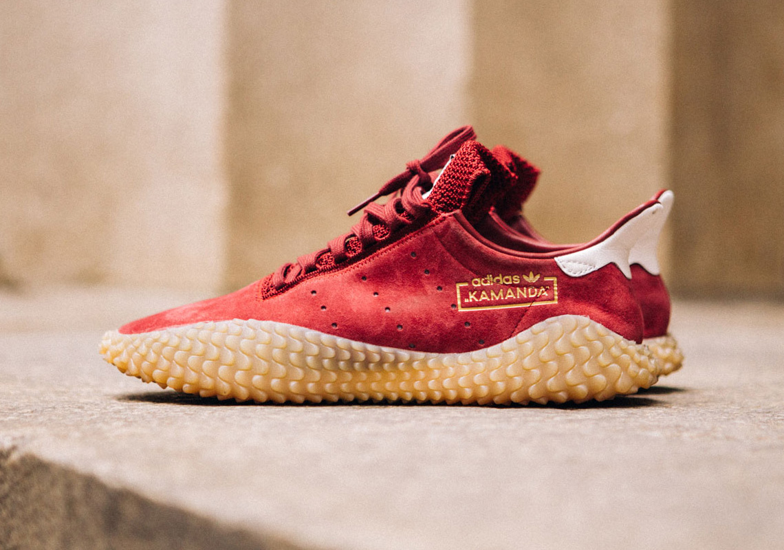 C.P. Company x adidas Kamanda Coming