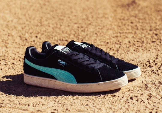 Puma And Diamond Supply Co. Team Up For a Full Spring/Summer Collection