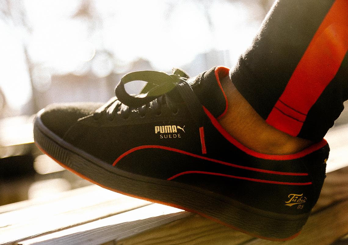 cf811547439 Fubu x Puma 50 Suede Collaboration Release Info | SneakerNews.com