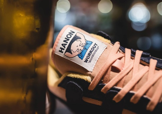 "Hanon Recalls The Infamous ""Belly's Gonna Get Ya"" Ad With Reebok Collaboration"