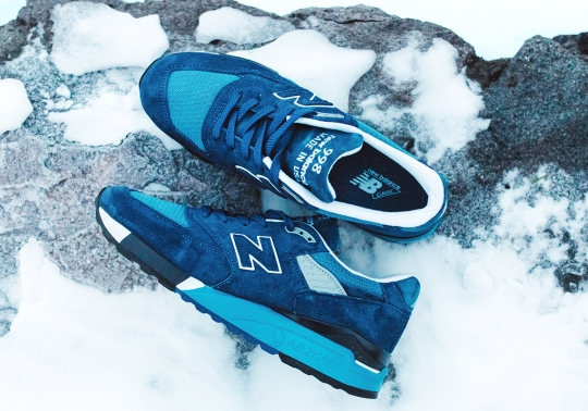 J. Crew Teams Up With New Balance For a National Park 998 Pack