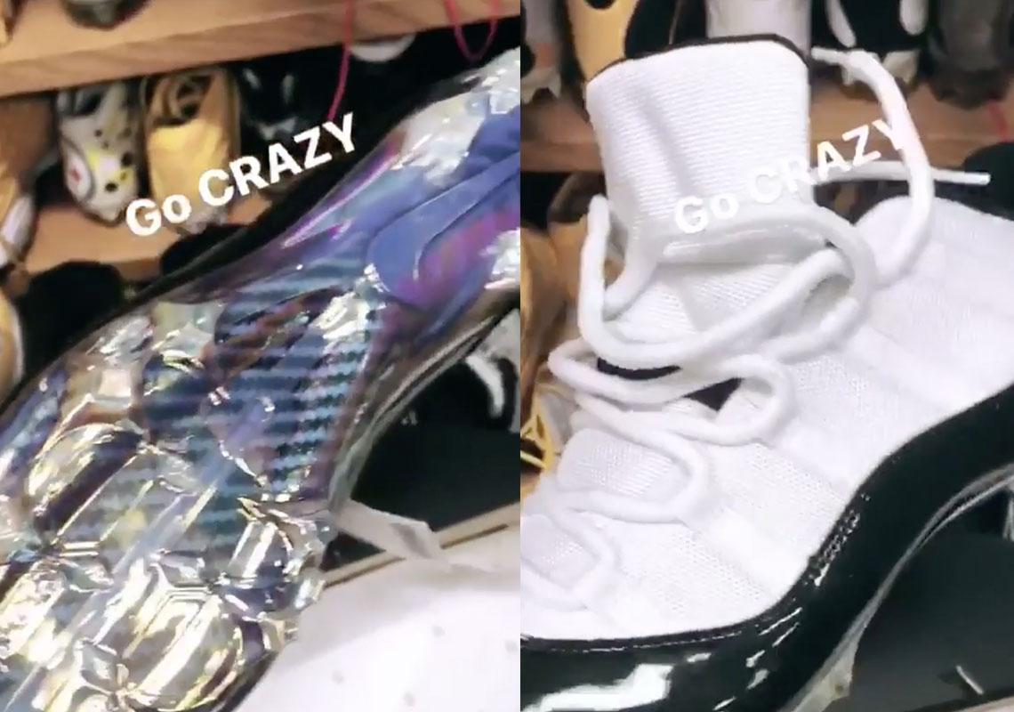 jordan 11 open toe heels Nike ...
