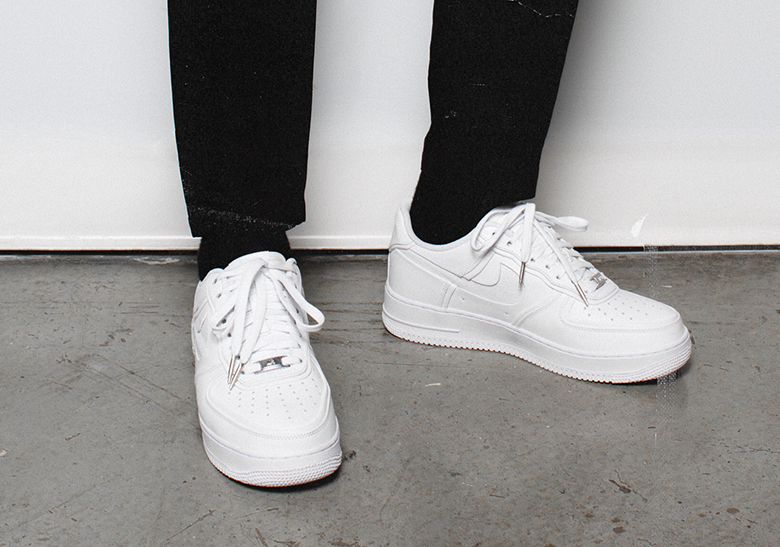John Elliott X Nike Air Force 1 Low Fall 2018 Release Info