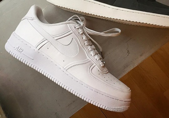 John Elliott x Nike Air Force 1 Low Releasing In Fall 2018