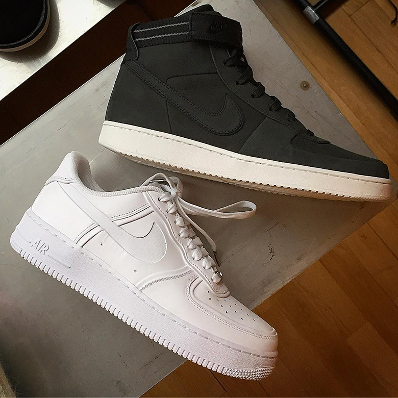 ddd1c01c0b748 John Elliott x Nike Air Force 1 Low Fall 2018 Release Info ...