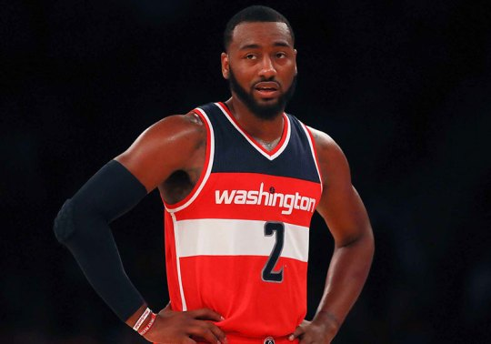 John Wall Re-signs With adidas For Five-Year Endorsement Contract