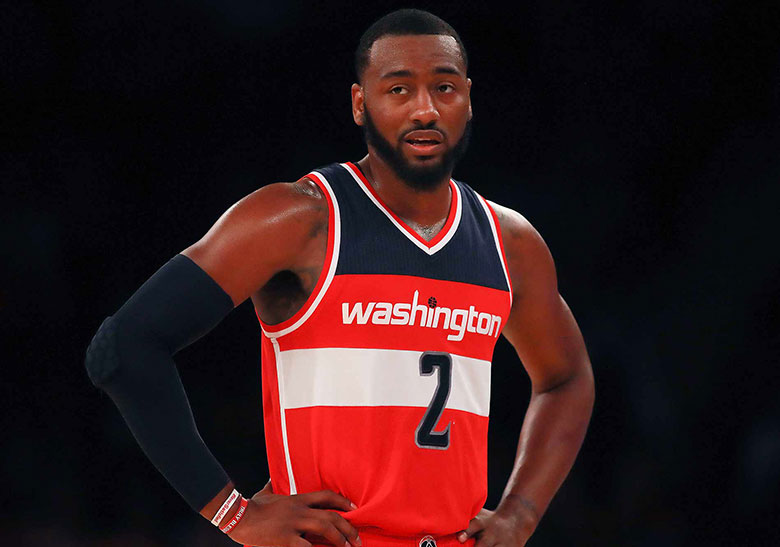 653ae4ace46 John Wall Signs With adidas - Five Year Contract