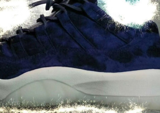 Derek Jeter's Air Jordan 11 May Release As A Low
