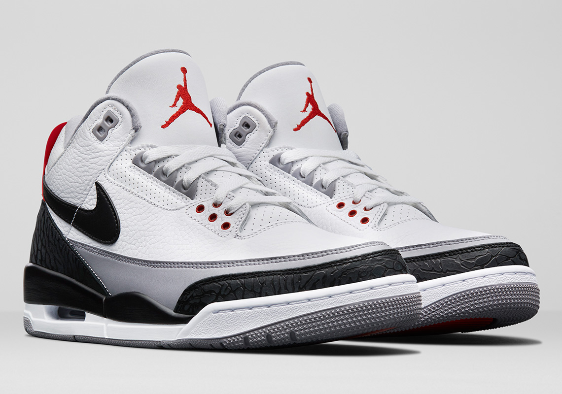Air Jordan 3 Flyknit Release Date: August 18th, 2018 (postponed)