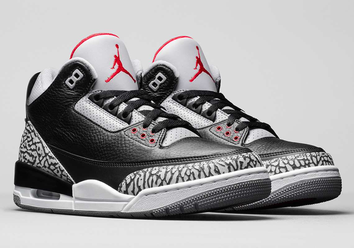 "best service 887a9 fd39f Air Jordan 3 ""1988 Dunk Contest"" Release Date  February 14th, 2018"