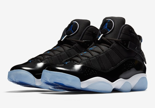 Space Jam Colors Hit The Jordan 6 Rings