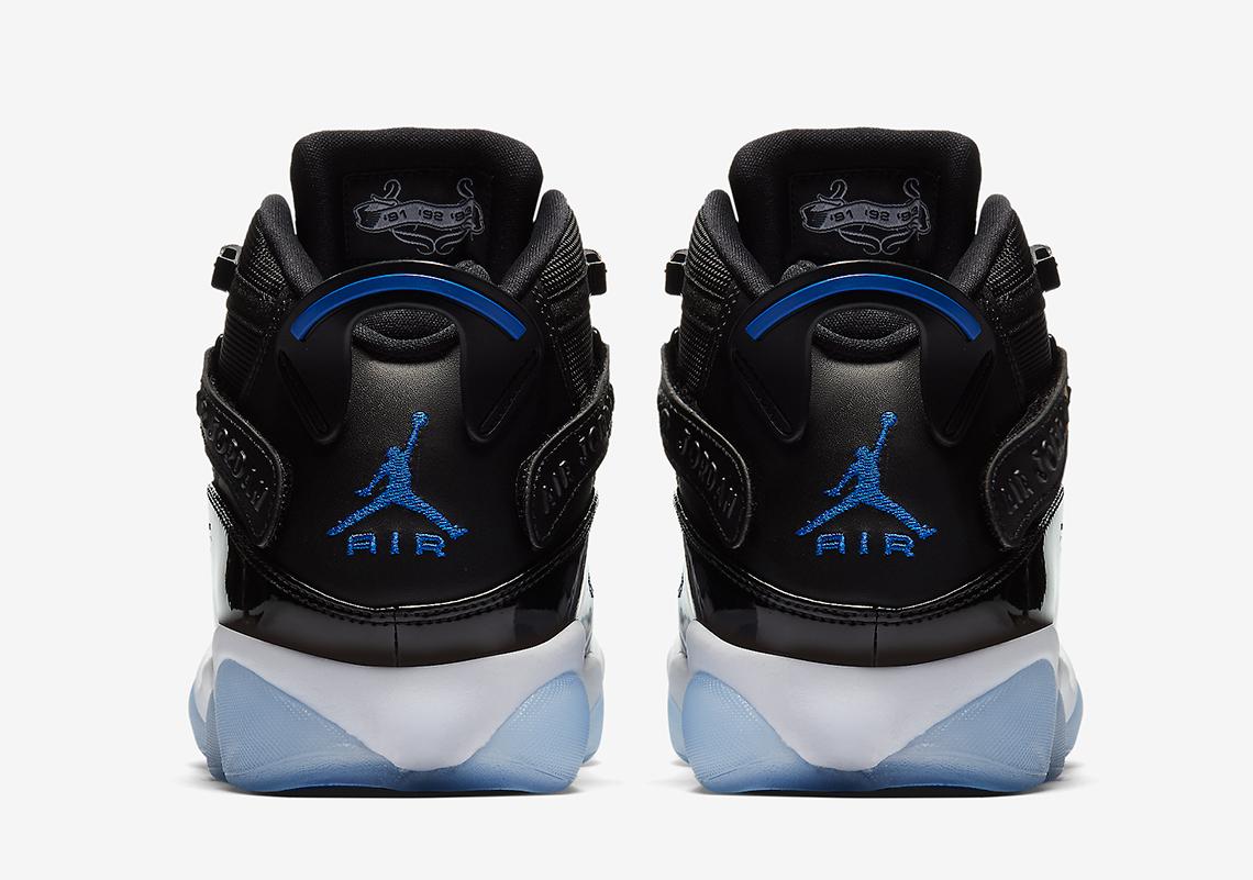 Nike Air Jordan 6 Anillos Atasco Espacio OEl7bK6r