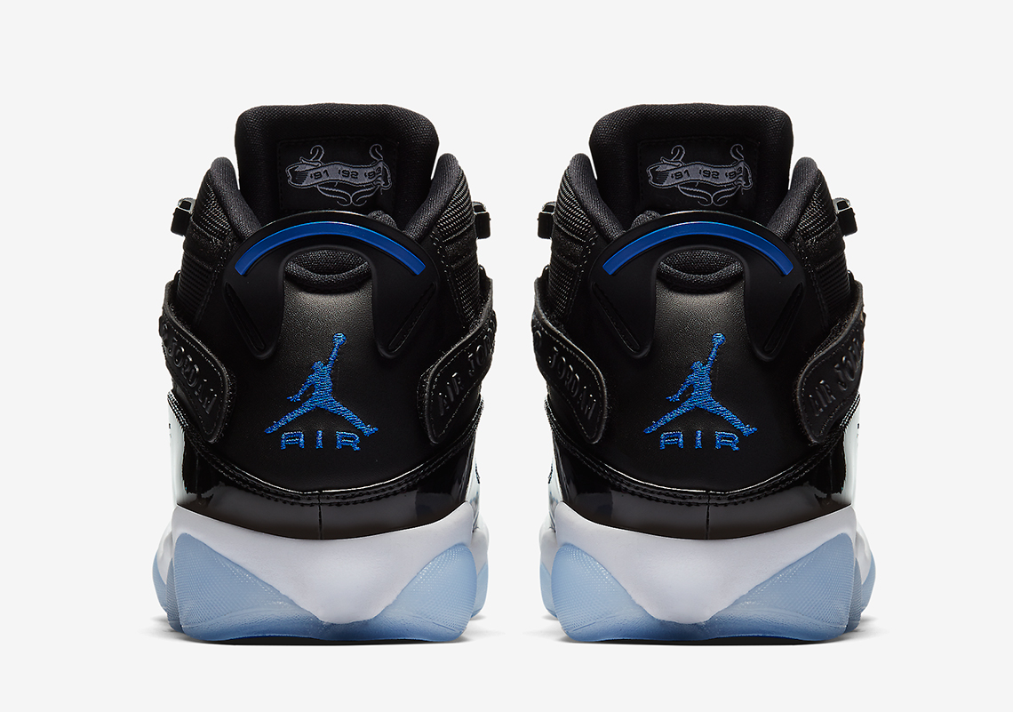 Jordan 6 Rings AVAILABLE NOW AT Sneakersnstuff  165. Color  Black Hyper  Royal-White Style Code  322992-016. show comments 3e0c76a88