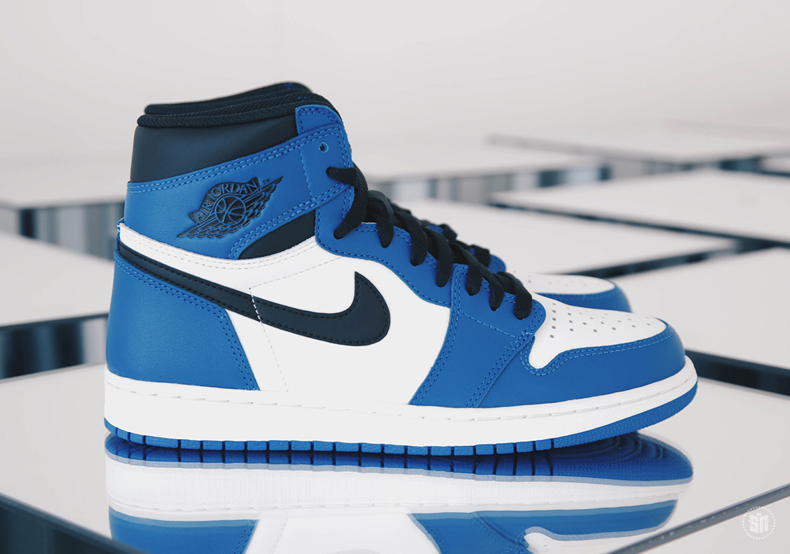 "Air Jordan 1 Retro High ""Game Royal"" – Another classic look hits the '85  classic."