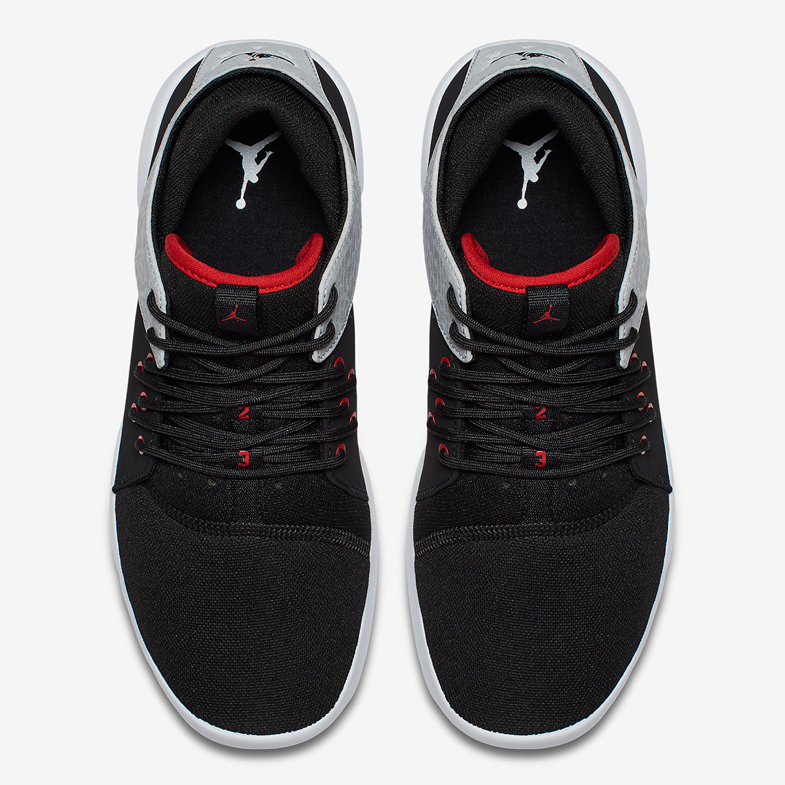 the latest a9579 ca9dc Jordan First Class AVAILABLE AT Nike  110. Color  Black White Matte  Silver Gym Red Style Code  AJ7312-002. Advertisement. Advertisement