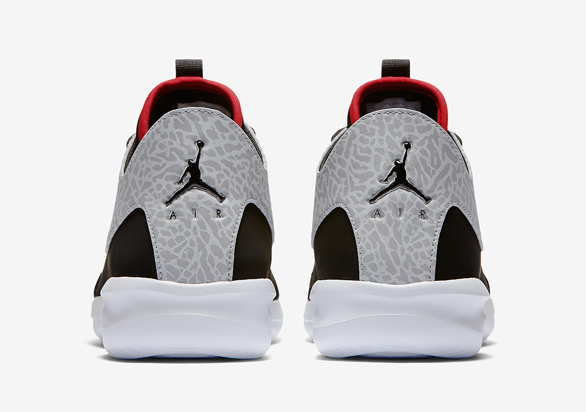 1655dc007436f Jordan First Class AVAILABLE AT Nike  110. Color  Black White Matte Silver Gym  Red Style Code  AJ7312-002. show comments