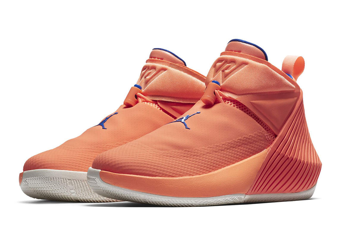 Russell Westbrook Jordan Signature Shoe 2018 | Sneakernews.com