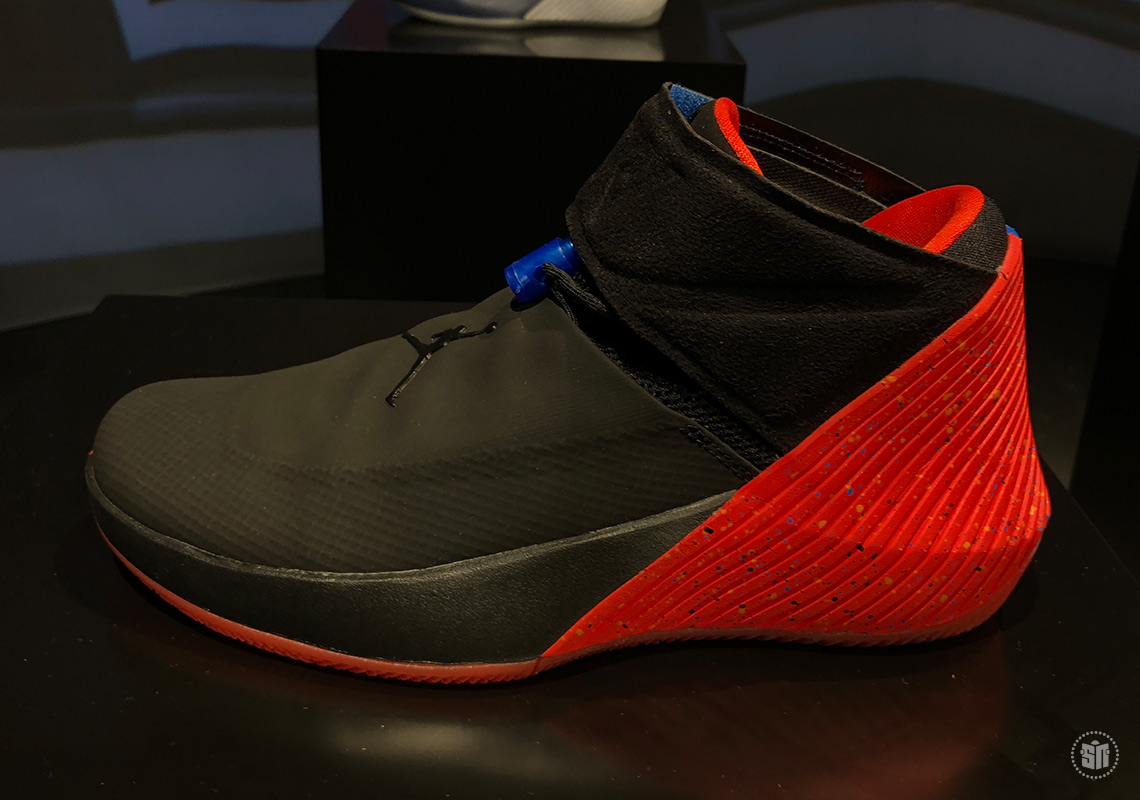3ce257cc9f0b Russell Westbrook Signature Shoe Jordan Why Not Zer0.1 Preview ...