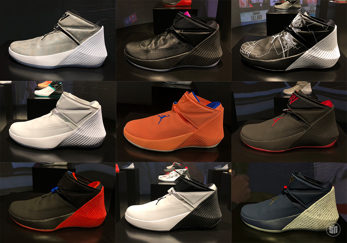 f76b84fa91a2d8 Russell Westbrook s Jordan Why Not Zer0.1 To Release In Several Colorways
