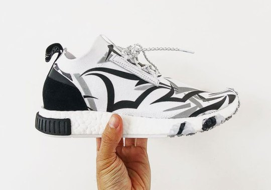 JUICE HK Creates Alternate White Version Of adidas NMD Racer For Friends And Family