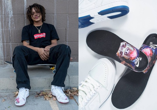Kevin Bradley's Nike SB Collaboration Features Wear-Away Toeboxes
