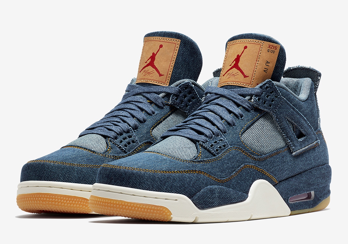 air jordan 4 denim raffle