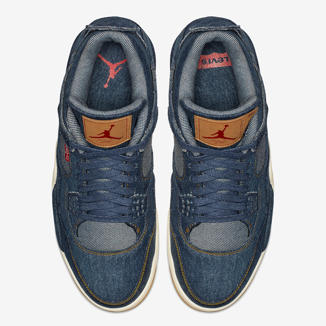 4db874bf802f Air Jordan 4 Levis Denim AO2571-401 Official Release + Price Info ...
