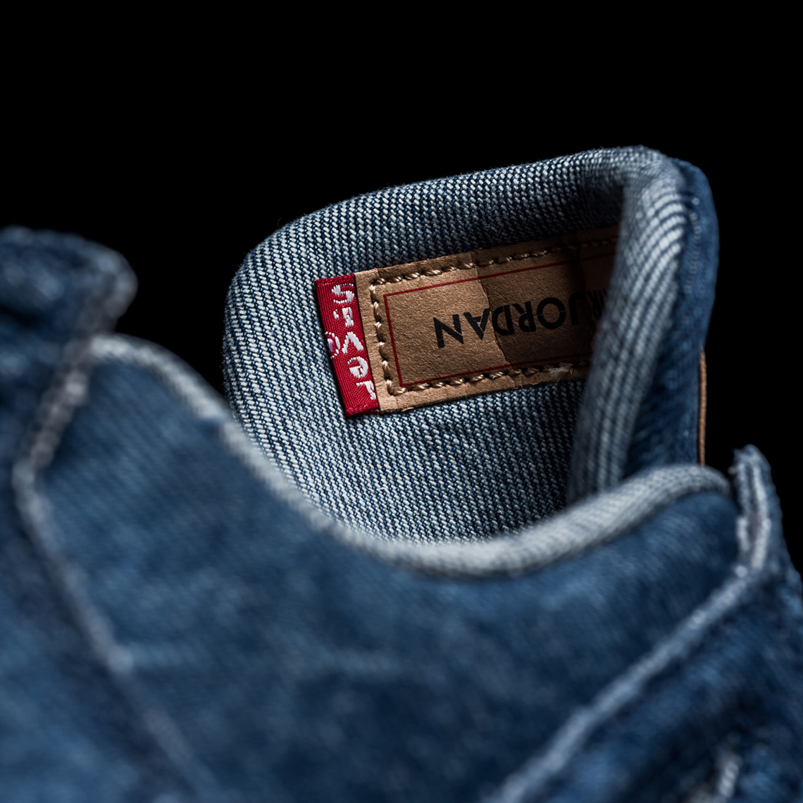 quite nice 56149 ee11d The Levi's x Air Jordan 4 Release Details - SneakerNews.com